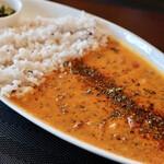 8spice - エゾ鹿キーマの辛口トマトクリームカリー