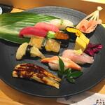 あさひ鮨 - 料理写真:匠(4400円)