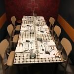加藤牛肉店シブツウ - 【完全個室】6名様までご利用可能