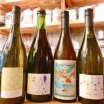 ワインショップ&ダイナー FUJIMARU - ワイン2