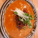 かぢかぢ - 料理写真:坦々麺 ¥850-