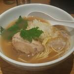煮干し中華そば 三四郎 - 料理写真:中華そば