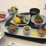 気仙沼プラザホテル - 料理写真:和食膳
