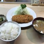 井泉 - ヒレカツ定食