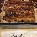 隅田川 - 鰻重上 4,620円 税込
