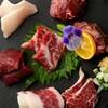 菅乃屋 - 料理写真:馬刺し7種