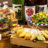 Kusatsutatenaga - 料理写真:集合写真
