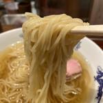 137318889 - ストレートな麺