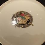 レペトワ - お皿も一人一人違う柄でした