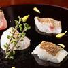 あそび割烹 さん葉か - 料理写真:長崎県五島列島の刺身盛合せ 真鯛・平政・黒ムツ・メジナ