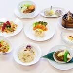 中国レストラン 雪園 - 料理写真:令和2年夏の宴会料理・お一人づつ個別盛り