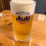 司食堂 - 生ビール