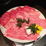 最高級A5神戸牛専門店 銀座 双葉 -