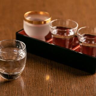 【伏見と言えば日本酒!】利き酒で見事当たれば御代は結構◎