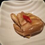 花膳 - ペソラ漬(辛いなす漬)
