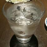 花膳 - 一粒の麦(水割り)