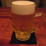 Thyme - 生ビールはレーベンブロイ