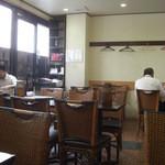 アジア料理 菜心 - ガラガラでしたが・・・
