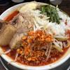 自家製麺 麺でる - 料理写真:味噌辣油ラーメンwithニラキムチ950円