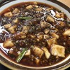 ほのぼの亭 - 料理写真:麻婆豆腐アップ