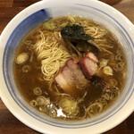 麺屋 悠 - 料理写真:支那そば(700円)