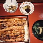 137340993 - うな重の松(4,510円)