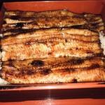 137341017 - うな重の松(4,510円)