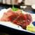 鳥昇 - 赤身マグロぶつ ¥830