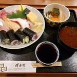 増寿司 - にぎり寿司 1150円