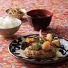 Uminchushubou - 料理写真:9/27~島豆腐ハンバーグ-期間限定ランチ