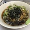 常盤軒 - 料理写真:冷やしかき揚げそば500円