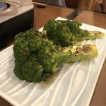 Minnanofuresshu - ブロッコリー素焼き