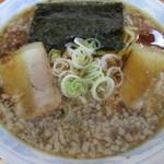 やまがみ屋食堂 - 料理写真:中華そば600円