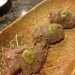 韓屋 - 和牛炙り寿司