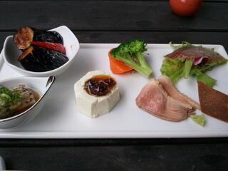 鎌倉 松原庵 - 前菜