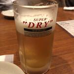 137351769 - 乾杯ビール
