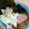 Ramentakahashiya - 料理写真:ラーメン(中)¥850、味玉¥100