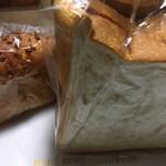 食ぱんの店 春夏秋冬 - 角食事パンとチョコパン