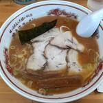 吾作 - 料理写真:味噌ラーメン 大盛(850円也)