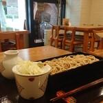 ひさご - 料理写真:せいろ(もり) ¥690