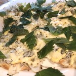 ROTORO - しらすと長ねぎと大葉のおつまみピザ