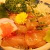 川治 - 料理写真:ぶりヅケ丼