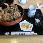 13736016 - 特製天丼