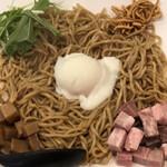 麺人 ばろむ庵 - 料理写真:まぜそば