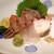 高太郎 - お造り  金華山産の 根蛸、石巻産の 銀鮭、天草産の 鱸、岡山産の 蝦蛄、天草産の 鰆