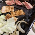 やきにく徳山 - 料理写真: