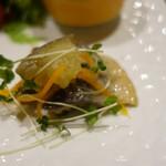 レストランツムラ - サンマのエスカベッシュ
