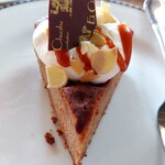 137368479 - キャラメルチョコケーキ