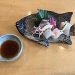 うちげの料理 八塩 - お刺身