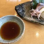 うちげの料理 八塩 - 竹野醤油